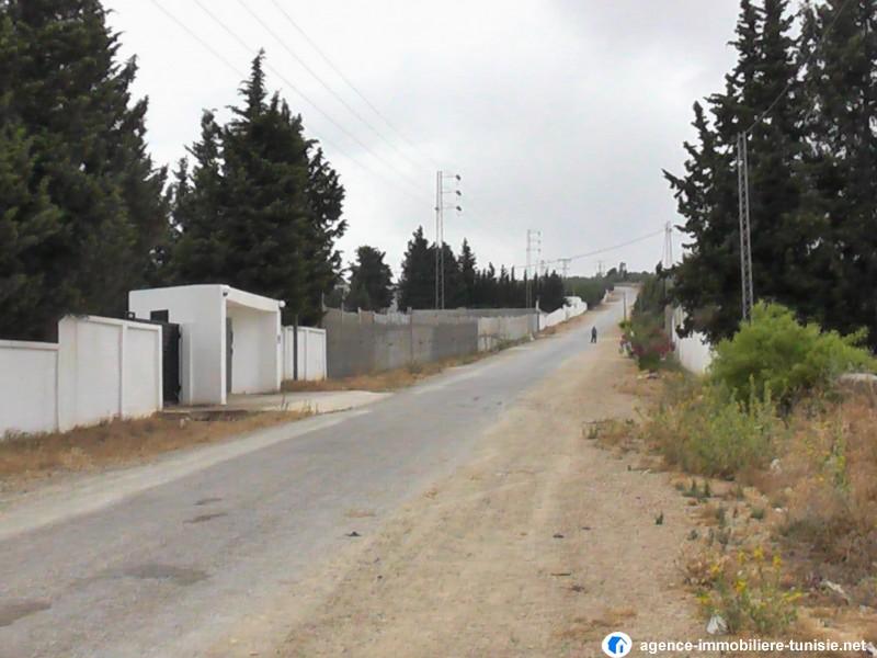 Vente achat terrain en tunisie vendre et acheter terrains for Acheter une maison en tunisie